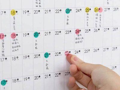 italian study schedule template