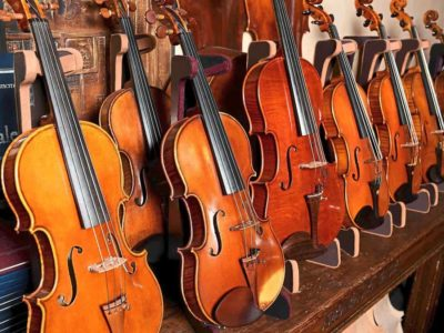 5 exceptional Italian violin makers with a bright future