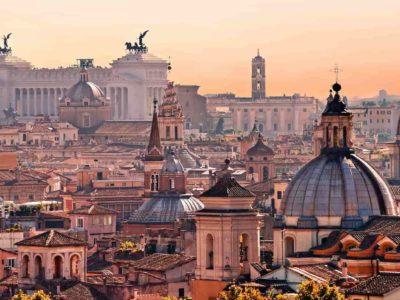 La citta di Roma