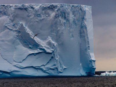 Liceberg piu grande del mondo