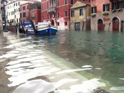 Problemi a Venezia