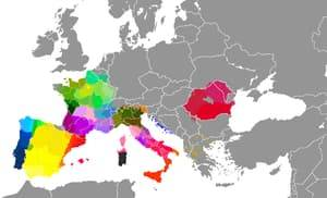 What language is closest to Italian