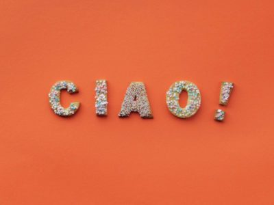 What does ciao mean 1