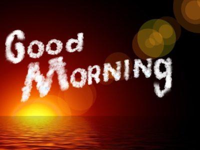 good morning in Italian 1