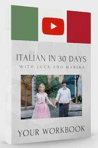 italian video course