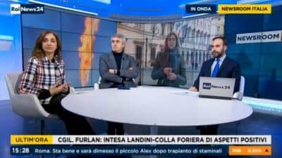 news in slow italian app