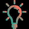 think in italian logo